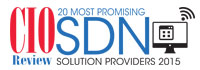 Top 20 SDN Solution Companies - 2015