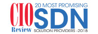 Top 20 SDN Solution Companies - 2018